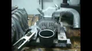 Multi-fuel Adiabatic internal combustion Engine - part 2 (building a prototype).