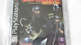 Quick Look | G-Police 2 : Weapons of Justice (1999) PlayStation 1 HD