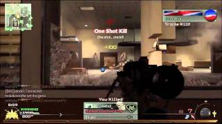 The best killfeed in mw2 ever !
