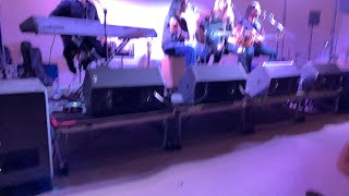 """Revolution Saints """"Turn Back Time""""/Gioeli-Castronovo """"Who I Am"""" LIVE from FRF 2019 VIP Party"""