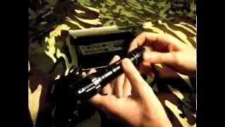 Огляд ліхтаря Bailong BL A-15 Police 30 000 W