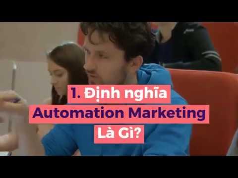 Automation Marketing Là Gì: Xu Hướng Phát Triển Marketing Tương Lai!