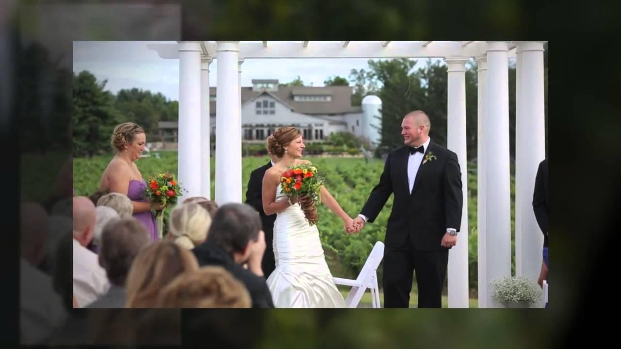 Laurita Winery - Vineyard Venue in NJ- Sarah & Dan Wedding ...