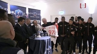 Video Gol Pertandingan OGC Nice vs Lille Metropole