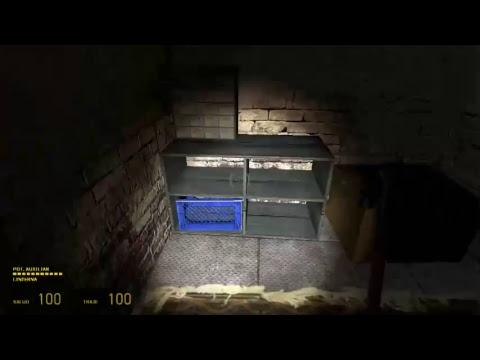 Half Life 2 Pt 11  SLOWRUNNER