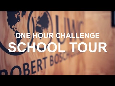 School Tour | UWC Robert Bosch Germany