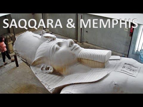 SAQQARA & MEMPHIS – Egypt 🇪🇬 [HD]