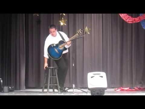 Mr Kempsville 2014 Jeremy Talent