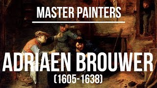 Adriaen Brouwer (1605-1638) A collection of paintings 4K Ultra HD Silent Slideshow