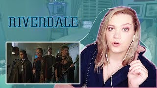 "Riverdale Season 3 Episode 4 ""The Midnight Club"" REACTION!"