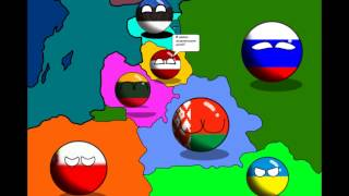 �������� ���� Альтернативная война#3 (Прибалтика) КАНТРИБОЛЗ ������