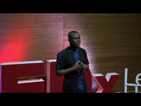 Fear and courage in combating homophobia in Africa | Seun Bakare | TEDxLeidenUniversity