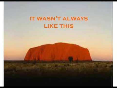 The formation of Uluru