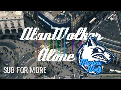 Alan Walker - Alone Wild Vibes Remix MarvicWolf Release