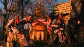 The Witcher 3 Хозяйки леса о Цири