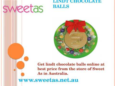 Sweet As- Buy Lindt Chocolate At Best Price
