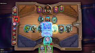 Hearthstone Battlegrounds Brawl TOKI #2 ♥ Alcora ♥ Rating 6,000