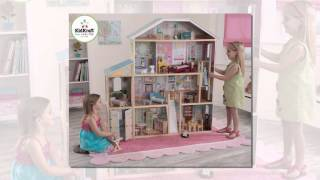 Best Price Best Choice Kidkraft Majestic Mansion Dollhouse With Furniture