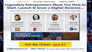 How to make money online/ Learn how to go from the employee to Entrepreneur in any industry for $1.