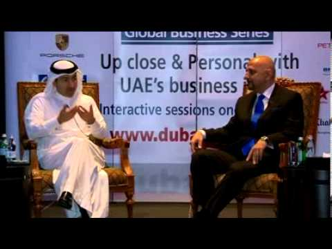 Interactive Session with Paris Gallery CEO at Emirates NBD Global Business Series - Part 3