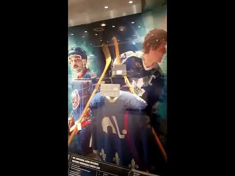 Hockey Hall of fame in Canada