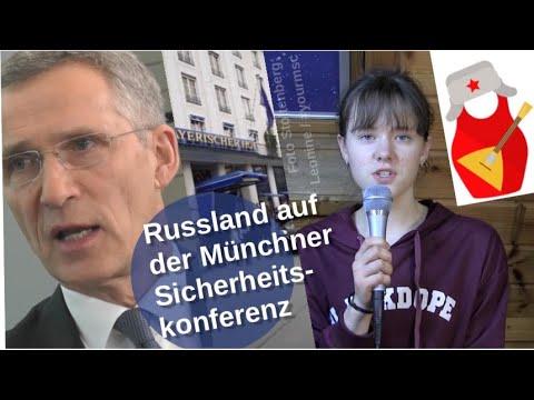 Russland auf der Münchner Sicherheitskonferenz