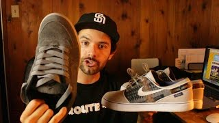 Top 5 Iconic Skateboard Shoes