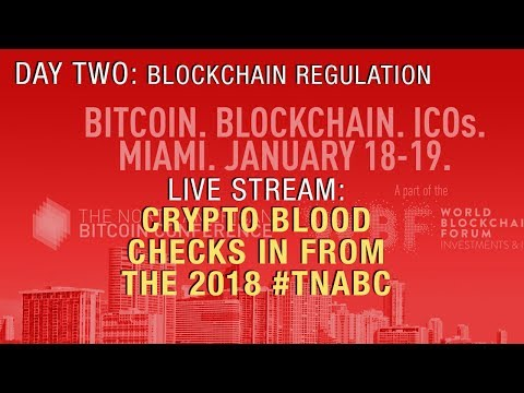 The North American Bitcoin Conference: Talk About Regulation