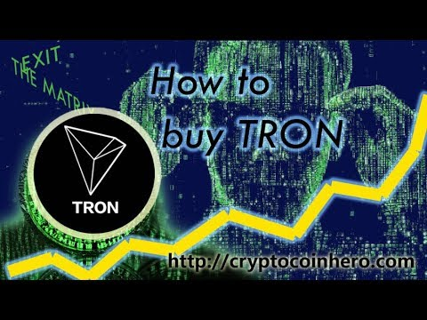 Is tron a good cryptocurrency to buy