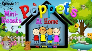 Poppets - Series 1 Episode 14 - Minibeasts