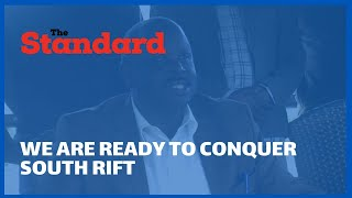 South Rift leaders led by Isaac Ruto launch BBI signature collection drive in the region