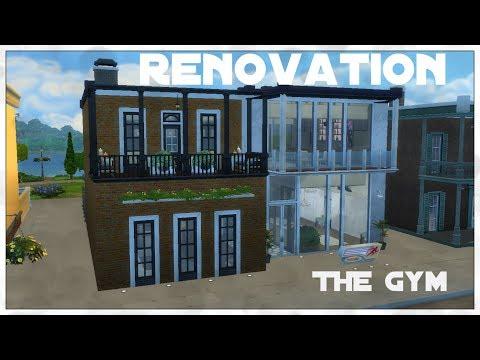 The Sims 4: Edzőterem felújítás | Base Game + Fitness Stuff Pack |