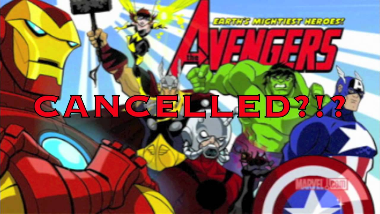 Watch on youtube avengers cartoons