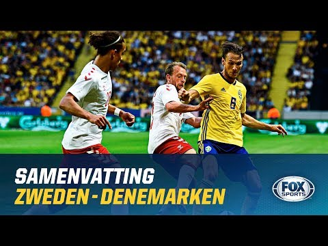 HIGHLIGHTS | Zweden - Denemarken