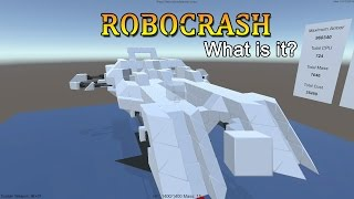 What is Robocrash?