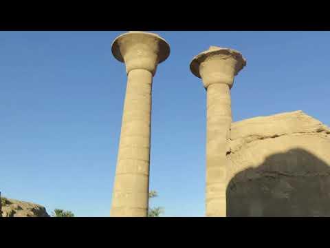 อลังการมหาวิหารยุค 3,300 ปี ใหญ่สุดในอียิปต์   Egypt 2020 ep. 2 มหาวิหารคาร์นัค ( Karnak ) ลักซอว์