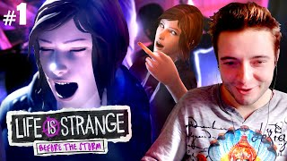 Let's Play #1 - PARTY HARD | Life is Strange (Before The Storm)