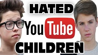 5 Hated Children on Youtube - GFM