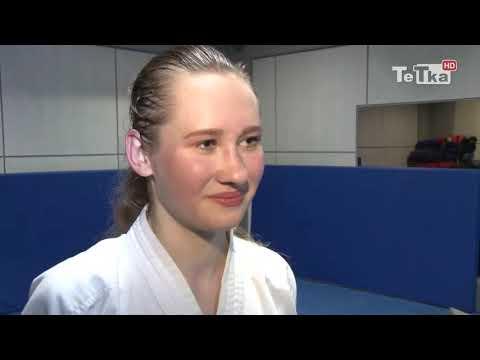 Trzy złote medale tczewskich karateków na Mistrzostwach Polski - Tv Tetka Tczew HD