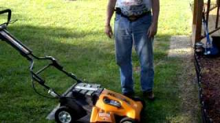 WORX WG788 19-Inch 36 Volt review