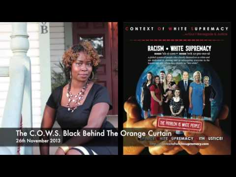 The C.O.W.S. BLACK BEHIND THE ORANGE CURTAIN