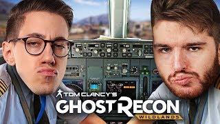 Flugpiloten im Einsatz | Ghost Recon Wildlands