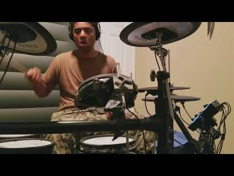 Matthew Campbell - DRUM COVER of Dani California by The Red Hot Chili Peppers (RHCP)