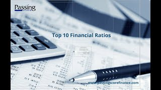 Top 10 Financial Ratios