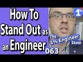 How To Stand Out At Work as an Engineer