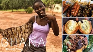 Ghana Travel Vlog 2017/2018 | Travel Vlog