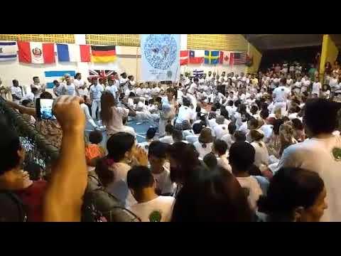 Capoeira Sul da Bahia   8 Encontro Mundial