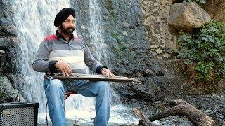 Zindagi kaisi hai paheli_hawaiian Guitar instrumental by Balbir Singh