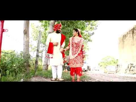 Gursimran & Kamaldeep Wedding Highlight ! Saini Photography