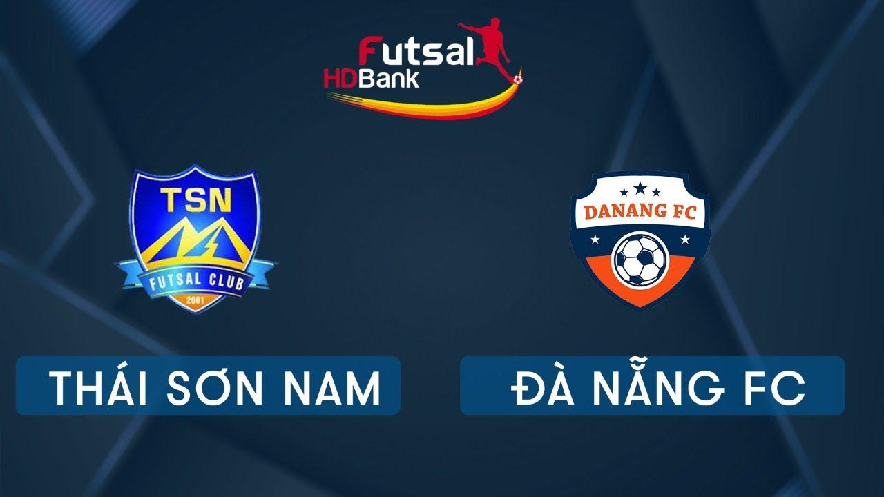 Futsal HDBank 2020: Thái Sơn Nam Vs Đà Nẵng | VTC Now